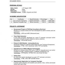 Sample Resume For Assistant Professor In Engineering College Pdf Inspirationa Formidable Faculty Position