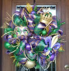Burlap Mardi Gras Door Decorations by 476 Best Mardi Gras S Images On Pinterest Mardi Gras Party