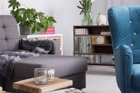 vintage trifft scandi skandinavisch wohnzimmer