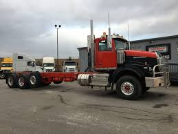 2014 Used Western Star 4900SB DD16 / 18 SPD, Ready For Wrecker Body ...