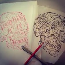 I This ALOT Tattoo Ideas Skull Lettering Lukewessman