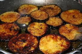 comment cuisiner l aubergine sans graisse recette aubergines grillées la recette facile