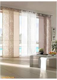gardinen wohnzimmer braun