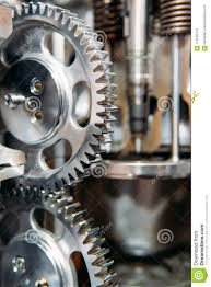 100 Gear Truck Wheels Cogs S And Inside Engine Stock Image Image Of