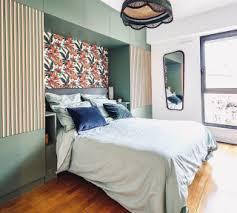 75 schlafzimmer mit grüner wandfarbe ideen bilder april