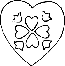 Click Here To Print This Free Valentines Coloring Book Page