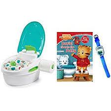 Walmart Potty Chairs For Toddlers by Summer Infant Step By Step Potty With Daniel Goes To The Potty