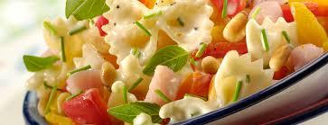 recette de salade de pâtes gorgée de soleil
