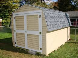 8x12 Storage Shed Ideas by 8 X 12 Gambrel Storage Shed U2013 Bryan Ohio Jeremykrill Com