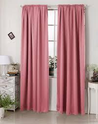 gardine blickdicht mit kräuselband vh5882gb rosa 135x245 cm farbe rosa größe 135x245 cm