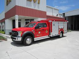 Light Duty Rescue Truck - Cape Coral Fire Dept. | EVI