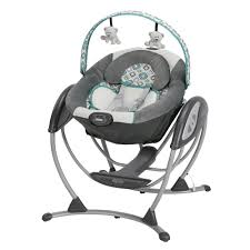 Graco Space Saver High Chair by Graco Glider Lx Gliding Swing With 6 Gliding Speeds Affinia
