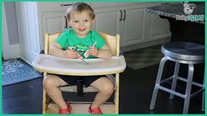 Svan Signet High Chair by Keekaroo Right Height High Chair Best High Chairs For Baby Youtube