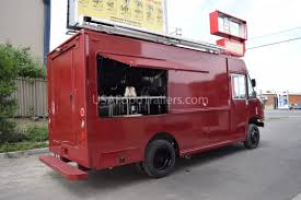 14' Food Truck With Equipment For Sale - USA Food Trailers
