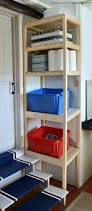 Sewing Cabinet Woodworking Plans by Best 10 Garage Shelving Plans Ideas On Pinterest Building