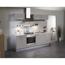 cuisine pas cher 245 cm 4 couleurs cbc meubles