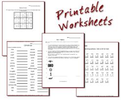 Halloween Brain Teasers Worksheets by Halloween Printable Worksheets
