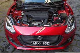 Review Three cylinder Suzuki Swift GLX Turbo proves less can be more