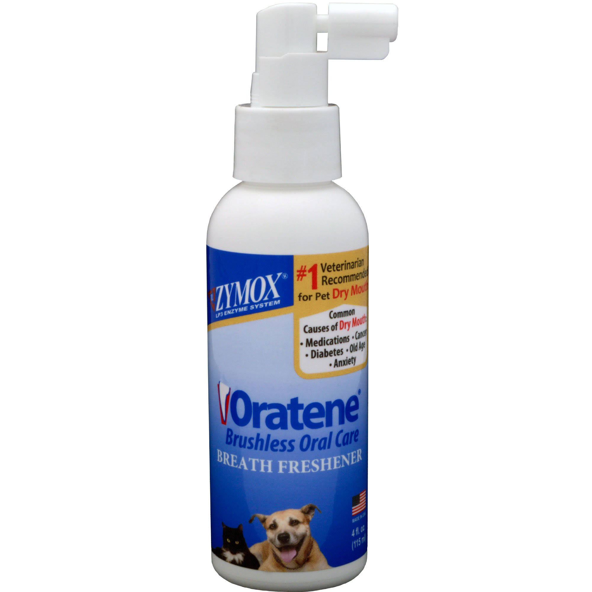 Oratene Dental Breath Freshener (4 oz)