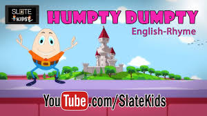 Peter Peter Pumpkin Eater Meaning by Humpty Dumpty 2d Animated Rhymes Humpty Dumpty Nursery Song With