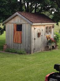 Charming Country Shed With American Flag. For More More ... Barns Outhouse Plans Pdf Pictures Of Outhouses Country Cool Design For Your Inspiration Outhousepotting Shed Coop Build Backyard Chickens Free Backyard Garden Shed Isometric Plan Images Cottage Backyard Kiosk Thouse Exchange Door Nyc Sliding Designs Fresh Awning Outdoor Shower At The Mountain Cabin Eccotemp L5 Tankless Water Keter Manor Large 4 X 6 Ft Resin Storage In Mountains Northern Norway Dunnys Victorian And Yard Two Up Two Down Terrace House