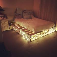 How To Make A Platform Bed Frame From Pallets by Best 25 Pallet Beds Ideas On Pinterest Palette Bed Pallet