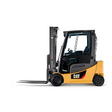 100 Cat Lift Trucks Counterbalanced Forklift Electric Rideon Industrial