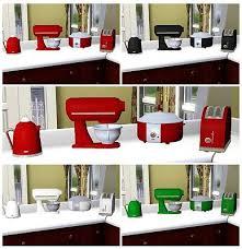 Sims 3 Clutter Kitchen Decor Decoration Mixer Toaster Pot