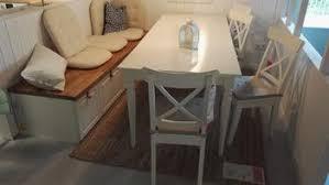 ᐅ eckbank landhausstil aus küchenschränken ikea meine