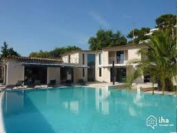 location villa à cannes iha 67742