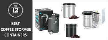 Best Coffee Canister Airtight Storage