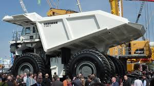 Giant Liebherr T282C Mining Truck Demo @ Bauma 2010 - YouTube Truckfax New Liebherr For Quebec Cement Mixer And Volvo Fmx Truck Working Unloading Ceme Liebherrt282bdumptruck Critfc Ltm1300 Registracijos Metai 1992 Visureigiai Kranai Fileliebherr Crane Truckjpg Wikimedia Commons Off Highwaydump Trucks Arculating Ta 230 Litronic Visit Of Liebherr Plant Ming Images Lorry 201618 T 236 Auto 3508x2339 Haul Trucks Then And Now Elkodailycom R9100 Excavator Loading Cat 773g Awesomeearthmovers