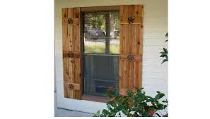 Exterior Wooden Shutters Unique Decor Wood Stockphotos House