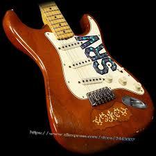GC Custom Shop Masterbuilt Stevie Ray Vaughan SRV Lenny Tribute Electric Guitar