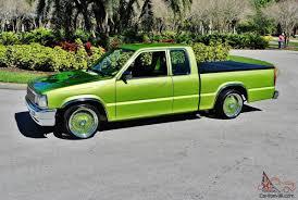 Hulk 1989 Mazda B2200 Extra Cab 350 V-8 Auto A/c P.s,p.b Show Truck