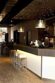 led sternenhimmel in restaurant oder bar installieren