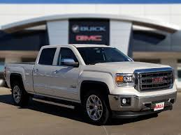 100 Trucks For Sale In East Texas Used 2015 GMC Sierra 1500 White Diamond Clearcoat Truck For
