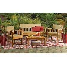 Summer Winds Patio Chairs by Patio Furniture Sets Chair Pads Seat Cushions U0026 More Bed Bath