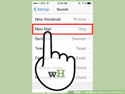 4 Ways to Change the Ringtone on an iPhone 5 wikiHow