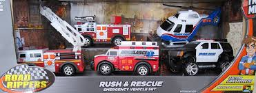 Amazon.com: Road Rippers RUSH & RESCUE EMERGENCY VEHICLE SET W ... Toystate Toy State Road Rippers Multicolored Plastic 14inch Rush Rescue Firetruck Big R Stores Road Rippers Skidders Ford Mustang Electronic Car Brand New Top 3 Emergency Vehicle Toys Police Suv Fire Engine 13 Hook Ladder Fire Truck 34555 Red Products Big W Toy State Dept Engine 26 Pumper Hazmat Lights And Sounds Motorized Amazing Brigade Lights Sounds Youtube Amazoncom 14 And Police Mini Assorted 68501