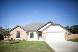 New Homes Ashford Homes Temple Texas