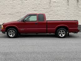 100 Used Chevy S10 Trucks For Sale 2002 Chevrolet Pickup For In Jonestown PA 17038