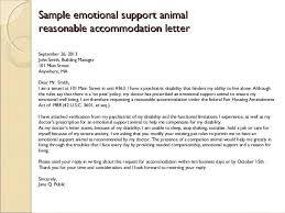 Emotional Support Animal Letter Prescription
