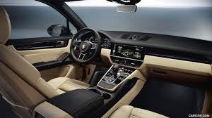 2019 Porsche Cayenne S Interior