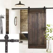 Amazon.com: Erfect 6.6 FT Antique Style Barn Door Hardware Sliding ... Amazoncom Rustic Road Barn Door Hdware Kit Track Sliding Remodelaholic 35 Diy Doors Rolling Ideas Gallery Of Home Depot On Interior Design Artisan Top Mount Flat Bndoorhdwarecom Door Style Locks Stunning Pocket Privacy Lock Styles Beautiful For Handles Pulls Rustica Best Diy New Decoration Monte 6 6ft Antique American Country Steel Wood Bathrooms Homes Bedroom Exterior Shed Design Ideas For Barn Doors Njcom