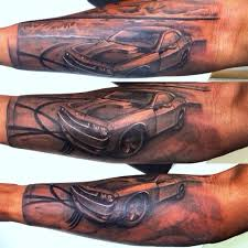 Car Tattoo Gallery