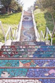 16th Avenue Tiled Steps In San Francisco by Pinterest U2022 The World U0027s Catalog Of Ideas