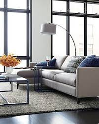 Dexter Floor Lamp Crate And Barrel by A Gray Couch Doesn U0027t Have To Be Boring Think Of It As A Backdrop