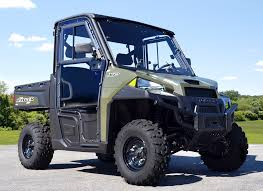Polaris Ranger XP900 Clearview Cab by Curtis