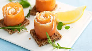 recette canapé apéro recettes apéritif dînatoire l express styles
